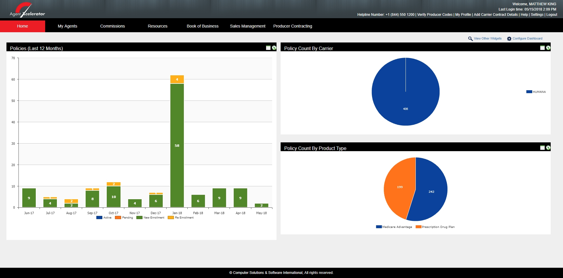 Insurance Agent Xcelerator Program with TR King Insurance Marketing